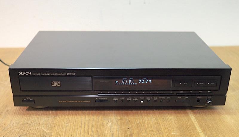Denon DCD-960