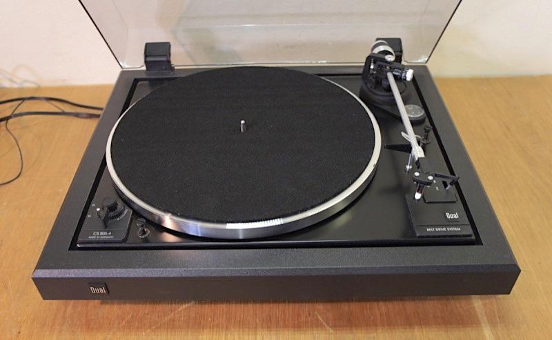 Dual CS 505-4 Audiophile Concept