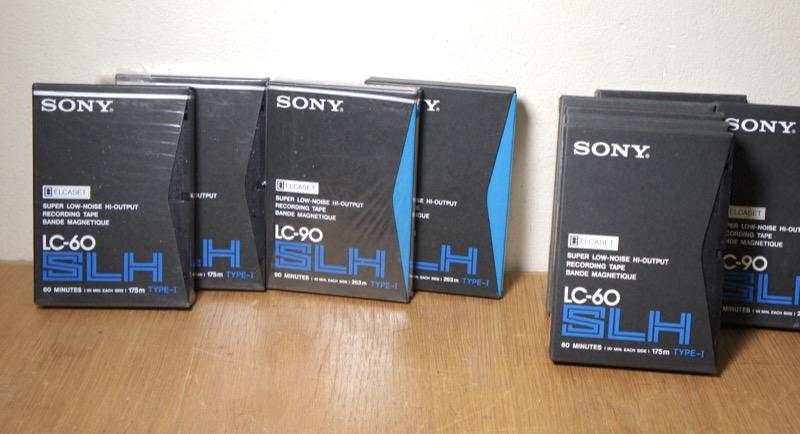 Sony Elcaset-nauhoja