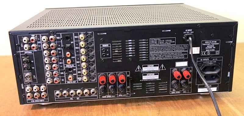 Harman/Kardon AVR3000