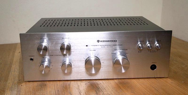 Kenwood KA-1500