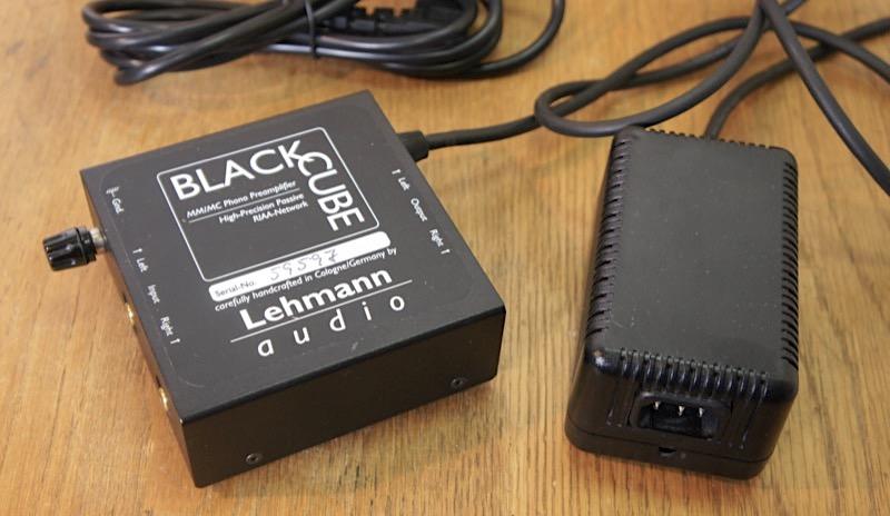 Lehmann Black Cube RIAA