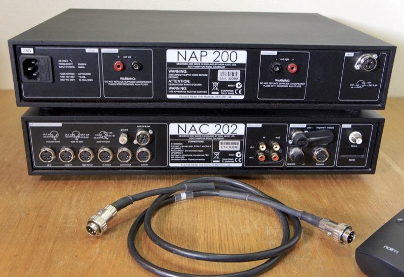 Naim NAP 200