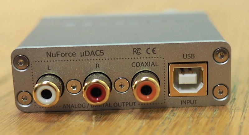 NuForce uDAC5