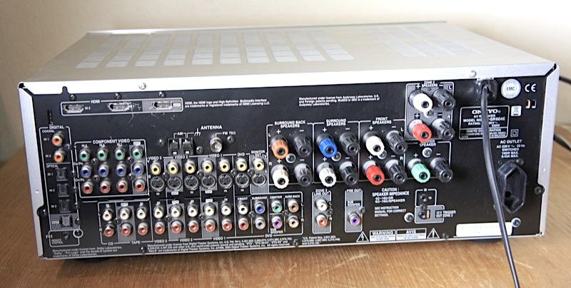 Onkyo TX-SR604E