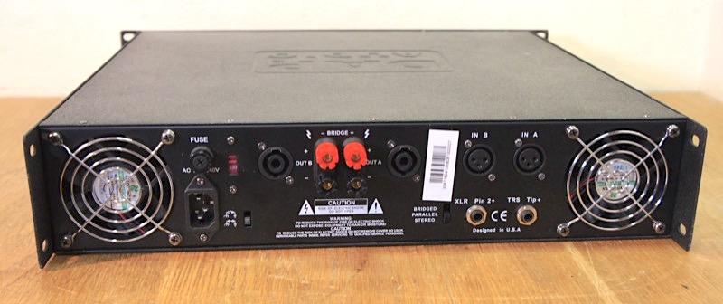 DAP Audio Palladium P-1200