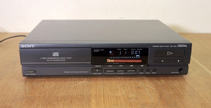 Sony CDP-M25