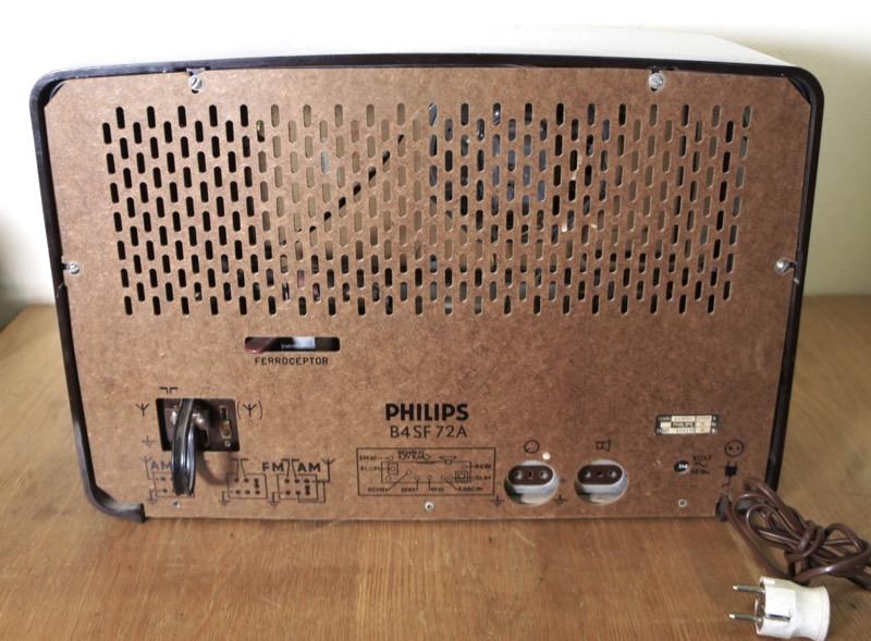 Philips Novosonic B4SF72A