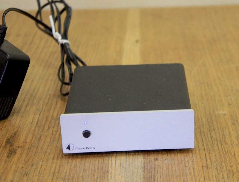 Pro-Ject Phono Box-S