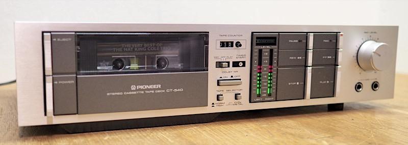 Pioneer CT-540