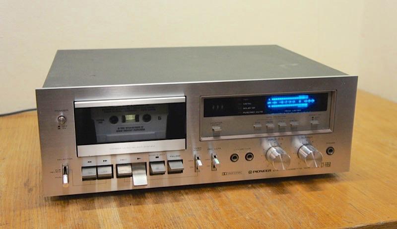 Pioneer CTF-650