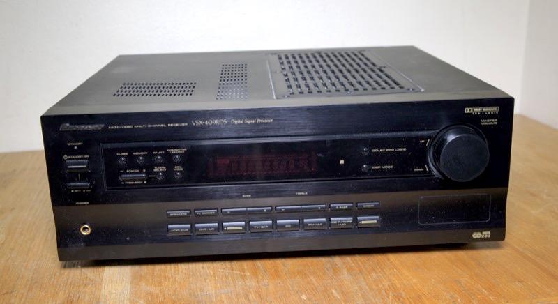 Pioneer VSX-409RDS