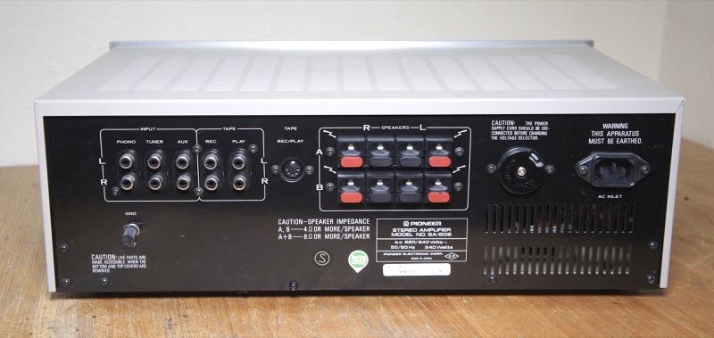 Pioneer SA-506