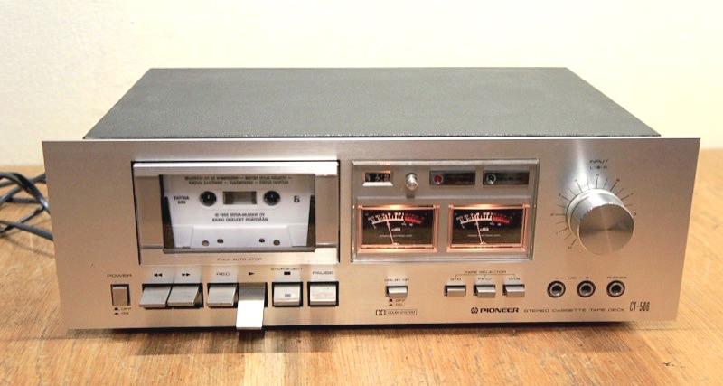 Pioneer CT-506