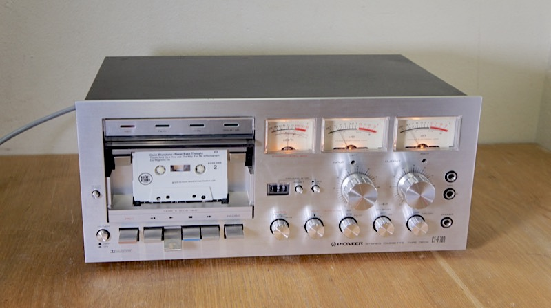 Pioneer CT-F700