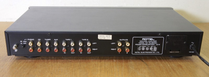 Rotel RC-960BX