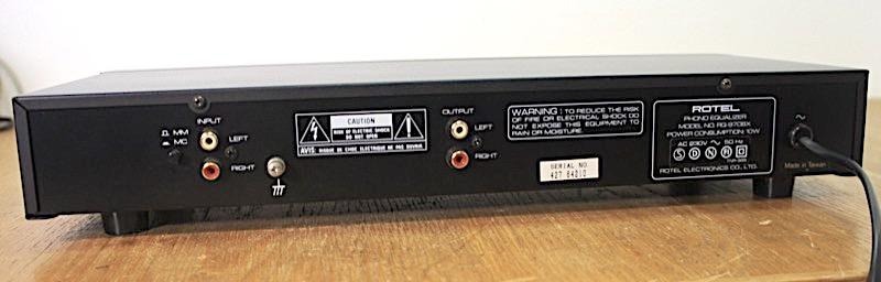 Rotel RQ-970BX