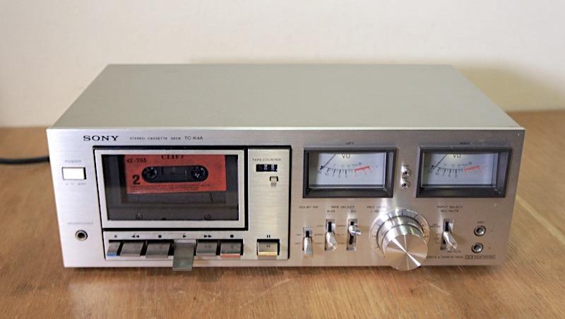 Sony TC-K4A