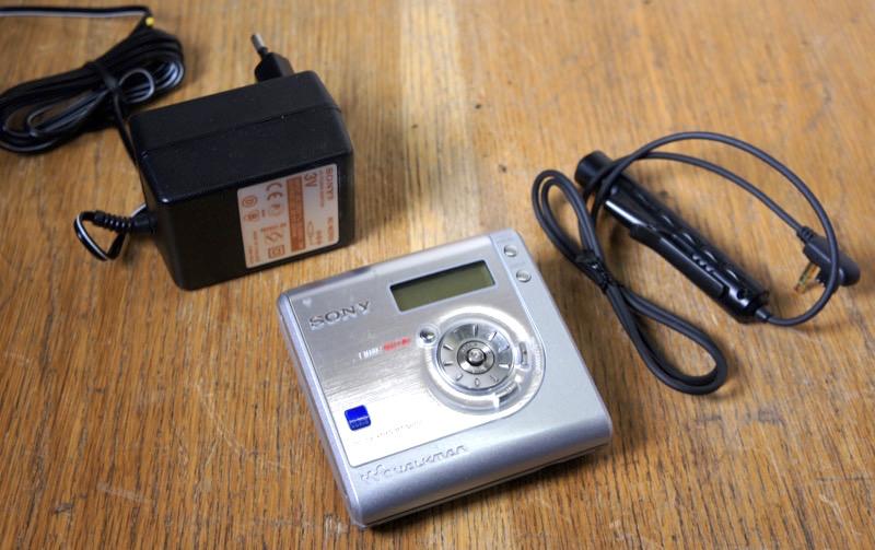 Sony MZ-NH700