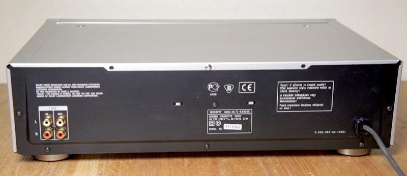 Sony TC-KB920S