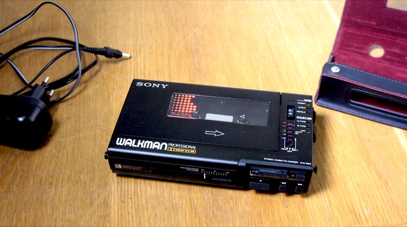 Sony WM-D6C Professional