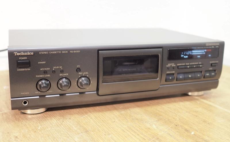 Technics RS-BX501