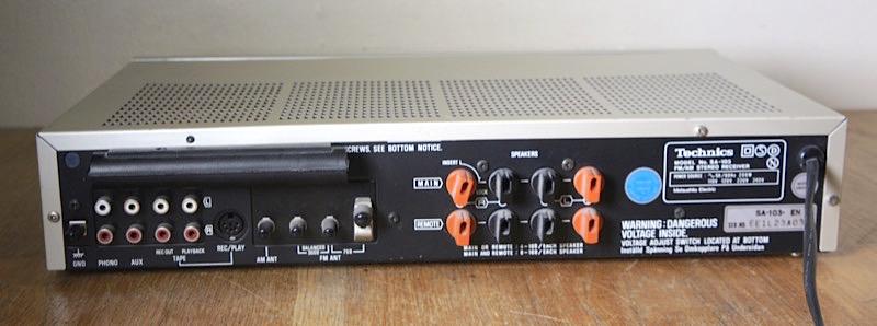 Technics SA-103