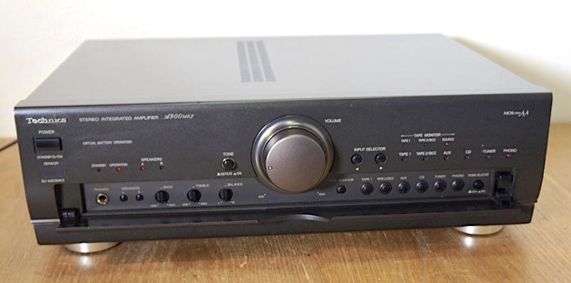 Technics SU-A900Mk2