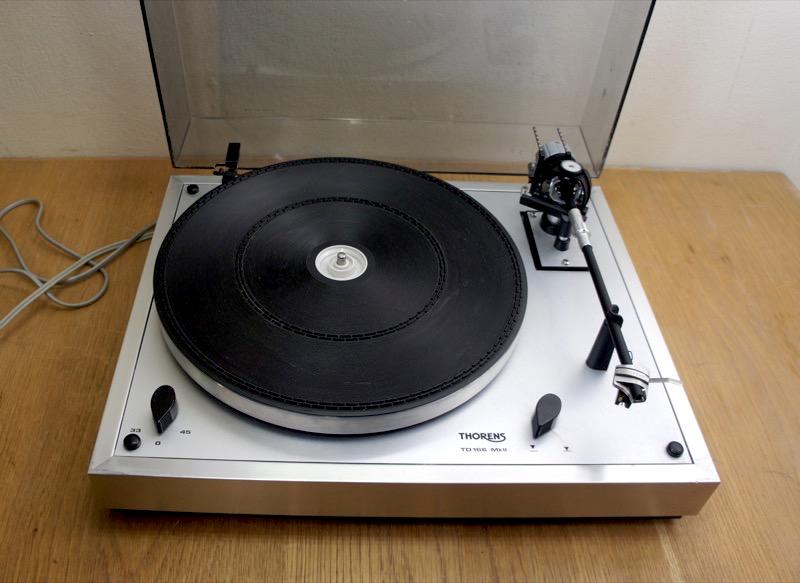 Thorens TD166 Mk II