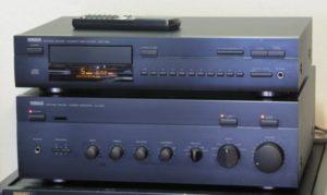 Yamaha AX-490