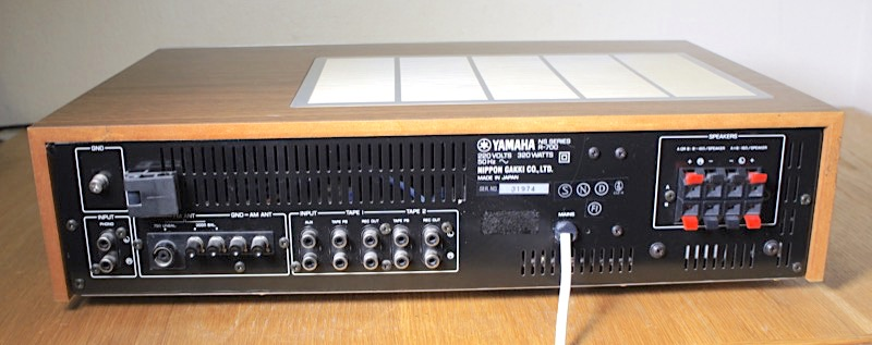 Yamaha R-700